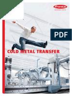 CMT COLD METAL TRANSFER