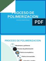 Proceso de Polimerizacion 2