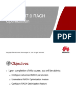 31 LTE ERAN7.0 RACH Optimization
