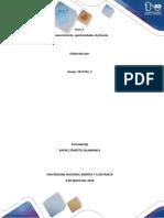 Paso1-Reconocimiento, Oportunidades de Diseño Industrial