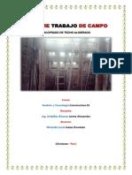 PROCESO CONSTRUCTIVO DE UNA LOSA ALIGERADA