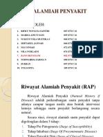 RIWAYAT ALAMIAH PENYAKIT (RAP).pptx