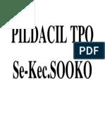 PILDACIL TPQ