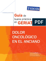 GBPCG Dolor Oncologico Anciano