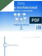 LIBRO - TERAPIA MIOFUNCIONAL - DIAGNÓSTICO Y TRATAMIENTO.pdf