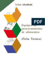 Clase Semana 03.2 Fichas Tecnicas Equipos