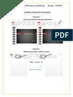 Practica de PowerPoint