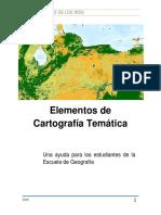 Elementos de Cartografía Temática