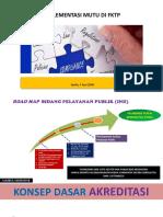 4. Implementasi Mutu Di FKTP