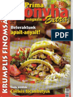 Prima Konyha Extra - Krumplis finomságok
