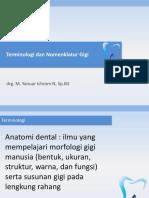 terminologi dan nomenklatur gigi.pptx