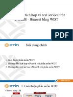 15 LTE Traffic Fault Diagnosis