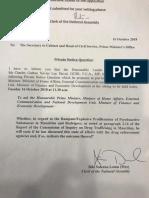 PNQ-commission d'enquête sur la drogue