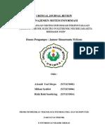 Menejemen Sistem Informasi(Cjr)