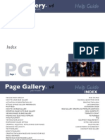 Page Gallery Help