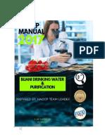 New Haccp Manual Dd 02 Feb 17(1) Bijali (1)