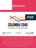 Proceedings - Conferencia Colombiana 2040