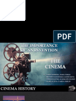the film history and timeline