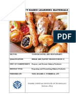 Competency-based Curriculum Bread and Pa