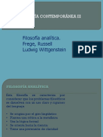 filosofia analitica, resumen