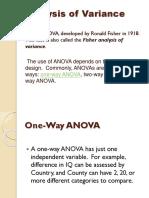 Analysis of Variance.pptx Generyn Report