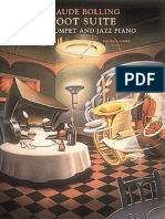 Claude Bolling Toot Suite for Trumpet and Jazz Piano