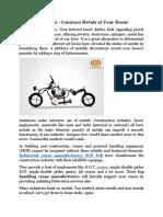SGF Fab Blog Types of Metals PDF