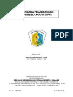 RPP Administrasi Server Kelas 11 TKJ