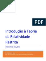 Introducao a Relatividade Restrita.pdf