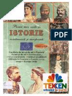 Prima Mea Carte de Istorie Romaneasca Clasa 4 Ed Portile Orientului TEKKEN PDF