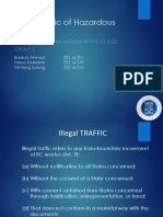 Illegal Traffic of Hazardous Waste Indonesia Group 3