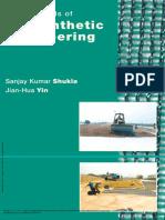 Fundamentals of Geosynthetic Engineering - Sanjay Kumar Shukla & Jian Hua Yin