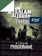 Prog Assalam Aleko Um 2014