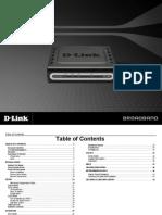DSL-3202B EU Manual 20071004