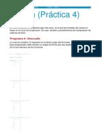 Python (Práctica 4)