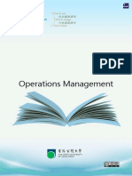 Operations Management 18769