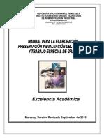Manual TEG Version Septiembre 2015