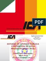 Barometro Ciudadano Total Pais 160418 Pre