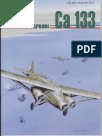 Ali d'Italia - 20 - Caproni CA-133