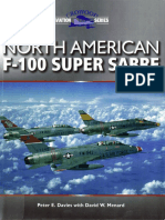 Crowood Press Aviation Series - North American F-100 Super Sabre