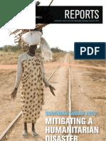 Sudan - NRC Reports - 2010