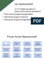 Survei Representatif - Chapter 02 Subchapter 3