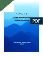 L'Islam ou l'intégrisme (cheikh Al-Hayiti)