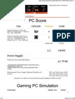 Spek PC Editing