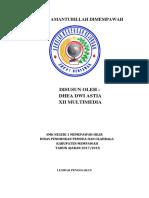 Proposal Dhea (Autosaved)