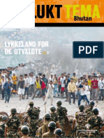 Bhutan - Flyktninghjelpens temahefter 2008