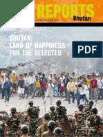 NRC Reports - Bhutan 2008