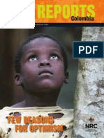 NRC Reports Colombia 2009