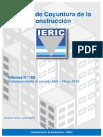 IERIC informe de la construccion