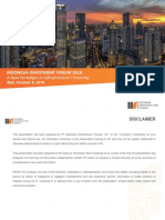 A New Paradigm in Infrastructure Financing